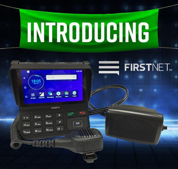 Uniden 350 FirstNet Radio