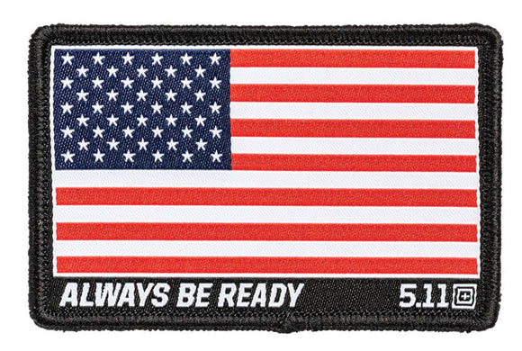 5.11 Tactical USA Flag Woven Patch