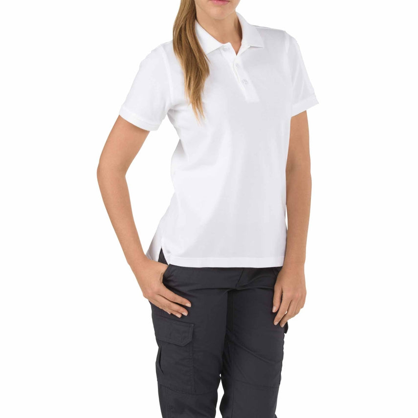 WOMEN'S PROFESSIONAL SHORT SLEEVE POLO - SCI2WAY