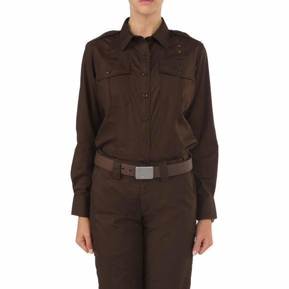 5.11 WOMEN'S TACLITE® PDU® CLASS A LONG SLEEVE SHIRT