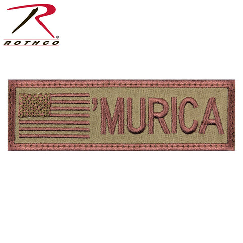 """Murica"" Flag Patch - SCI2WAY"