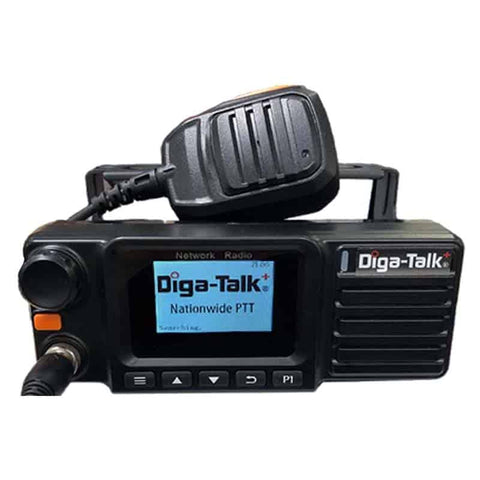 DTP8900 4G LTE In-Vehicle Mobile Radio - SCI2WAY
