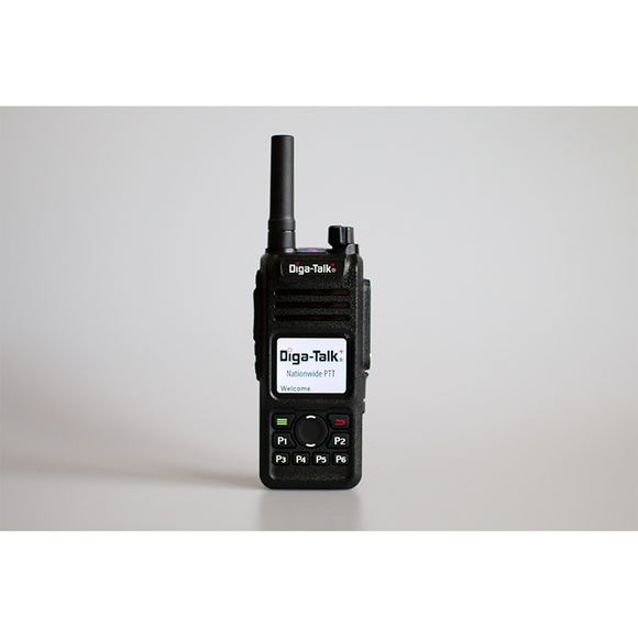 DTP 9850 Portable Radio