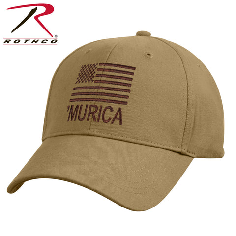 Deluxe Murica Low Profile Cap - SCI2WAY
