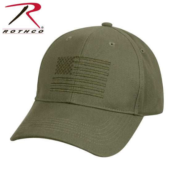 U.S. Flag Low Profile Cap - SCI2WAY