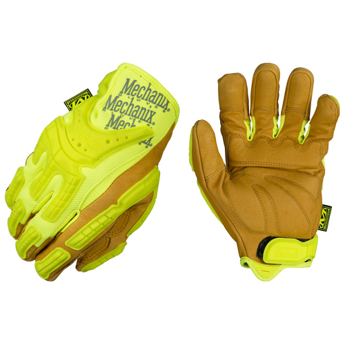 Mechanix Wear Commercial Grade Hi-Viz Heavy Duty Glove