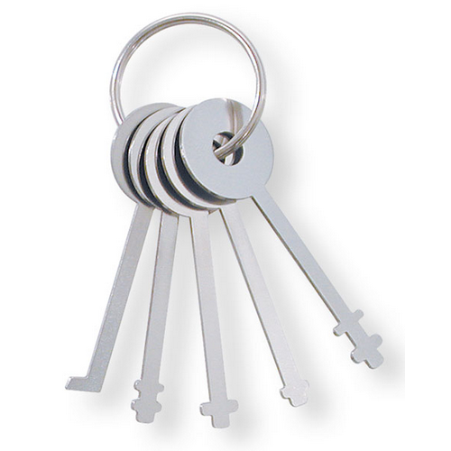 PRO-LOK Tools Warded Padlock Picks
