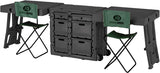 Pelican Products 472-FLD-DESK-DD Mobile Office Field Desk