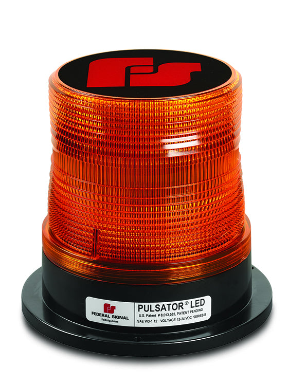 Federal Signal Pulsator LED Beacon (Permanent Mount) - SCI2WAY
