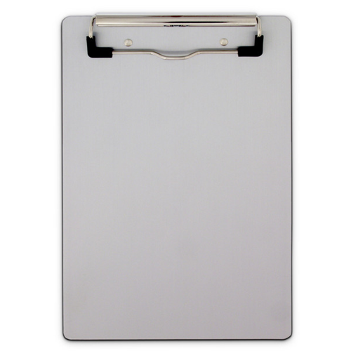 Saunders Aluminum Clipboard W/ Low Profile Clip