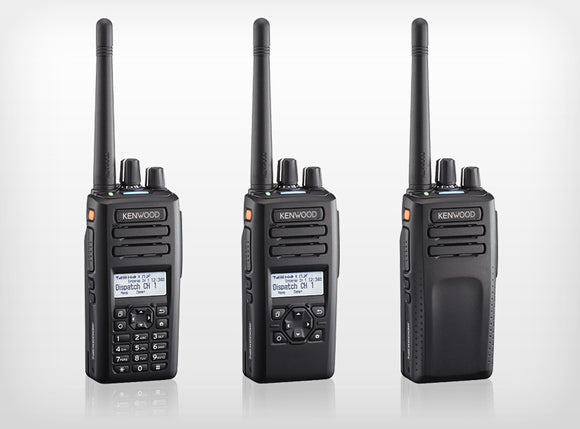 Kenwood NX-3000 Series Radios - SCI2WAY