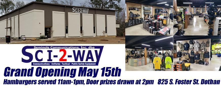 Grand Opening May 15th