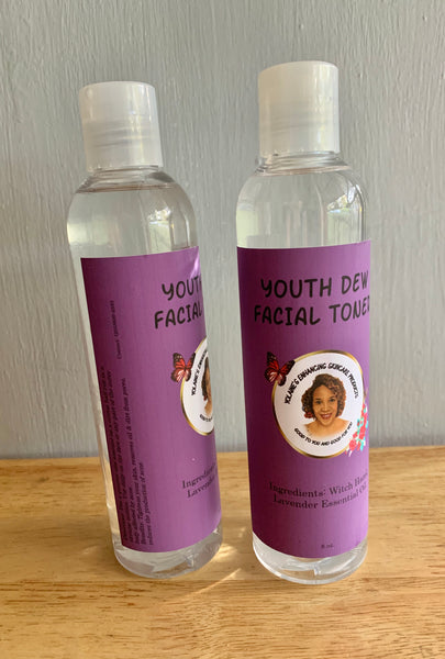 "Facial Toner ""YOUTH DEW"""