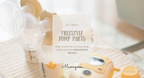Know your Freestyle Pump Parts and replacements