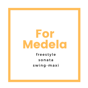 Medela Freestyle, Swing Maxi, Sonata breast pump compatible part | Mamagoose