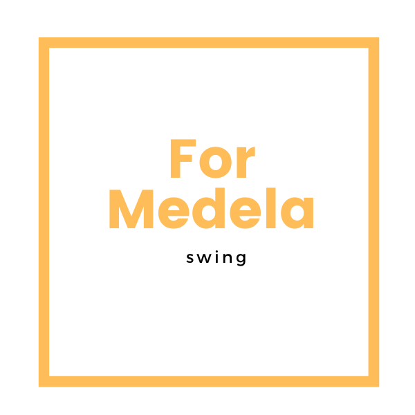 Medela Swing breast pump compatible product