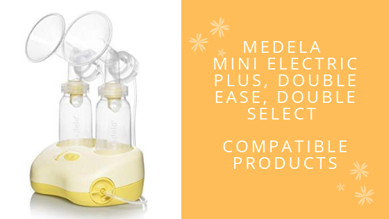 Medela Mini Electric Plus, Double Ease, Double Select breast pump compatible product