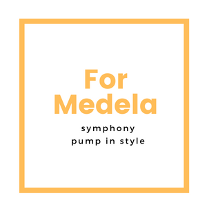 Medela Symphony breast pump compatible part | Mamagoose