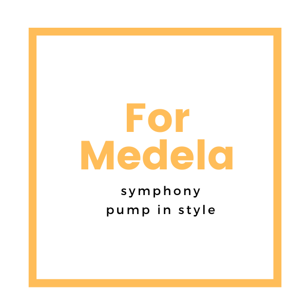 Medela Symphony breast pump compatible product