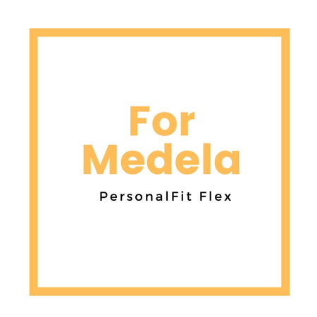 Medela PersonalFit Flex breast pump compatible products