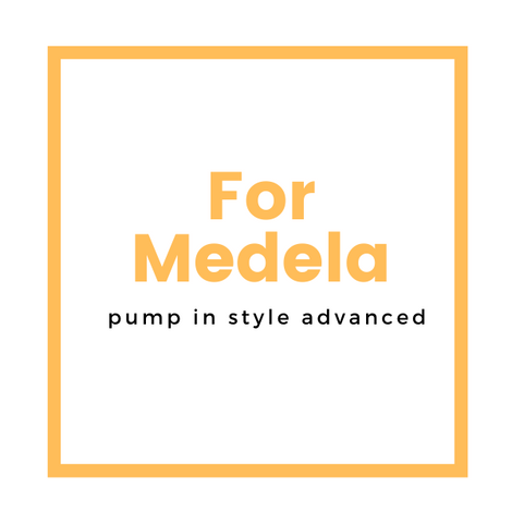 Medela Pump In Style Advanced (PISA) breast pump compatible product
