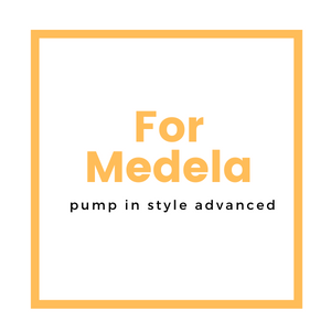 Medela Pump in style advanced (PISA) breast pump compatible part | Mamagoose