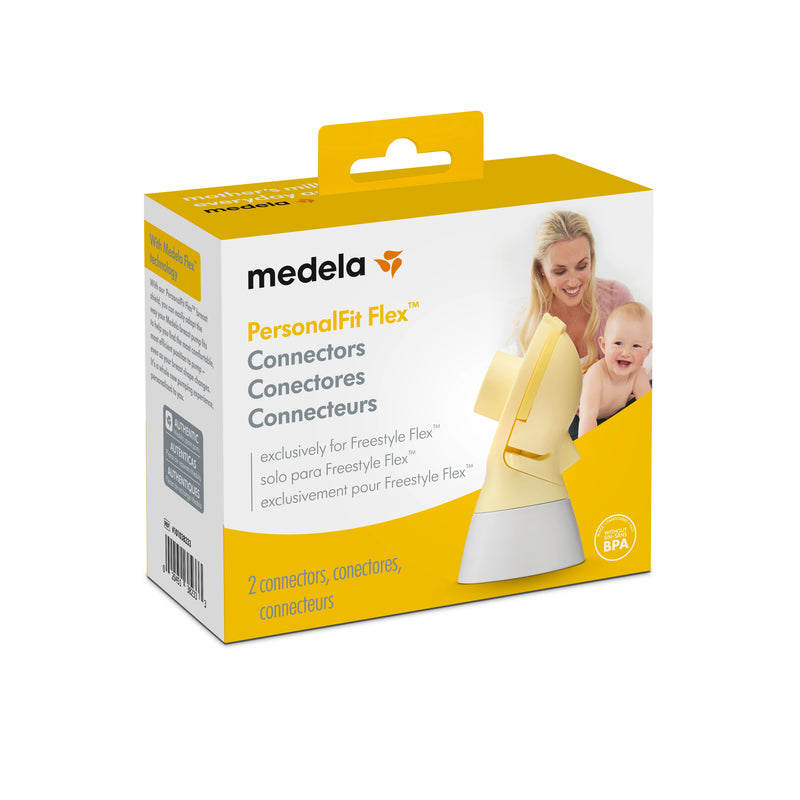 Breast Pump Parts | Freestyle Breast Pump Upgrade Set for Medela PersonalFit Flex | Mamagoose | Part/Accessory for Medela