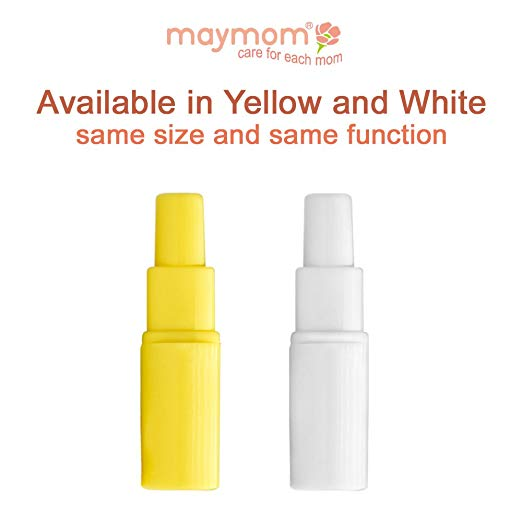 Maymom Backflow Protector Adapter for Spectra Breast Pump - Mamagoose