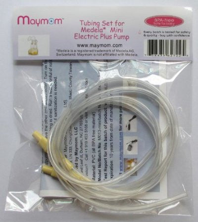 Breast Pump Parts | Tube for Medela DoubleEase, DoubleSelect, Mini Electric Plus pumps | Mamagoose | Part/Accessory for Medela