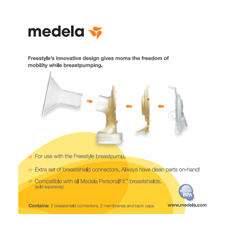 Breast Pump Parts | Medela Freestyle Spare Part Kit | Mamagoose | Part/Accessory for Medela
