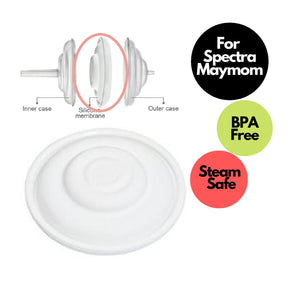 Maymom Membrane for Spectra & Maymom backflow protector - Mamagoose