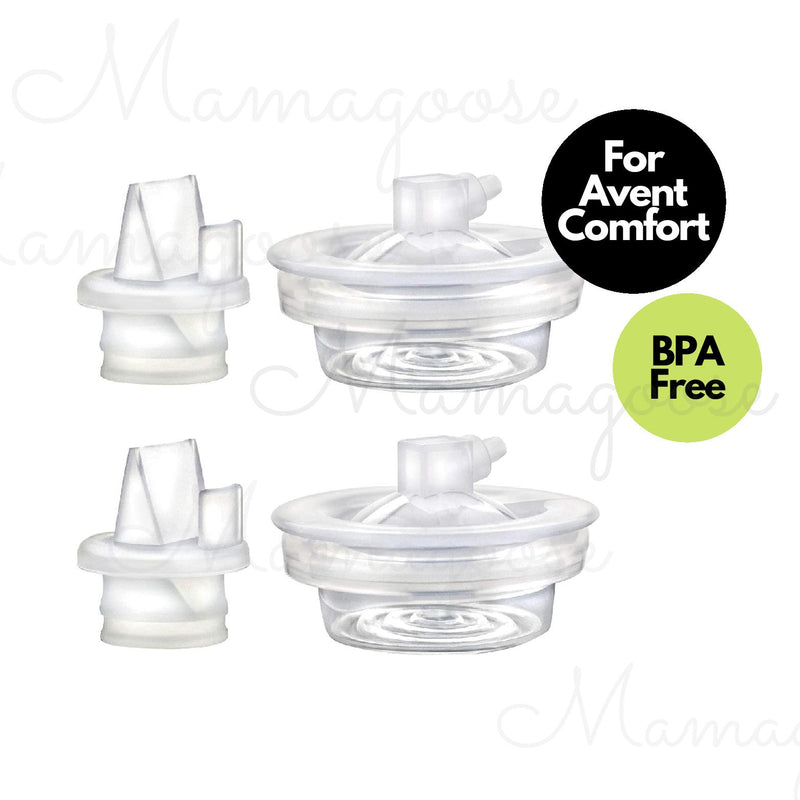 Breast Pump Parts | Maymom Valve Duckbill Diaphragm for Philips Avent Comfort Breast Pump Part | Mamagoose | Part/Accessory for Philips Avent