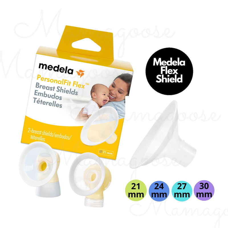 Breast Pump Parts | Medela PersonalFit Flex Breastshield | Mamagoose | Part/Accessory for Medela