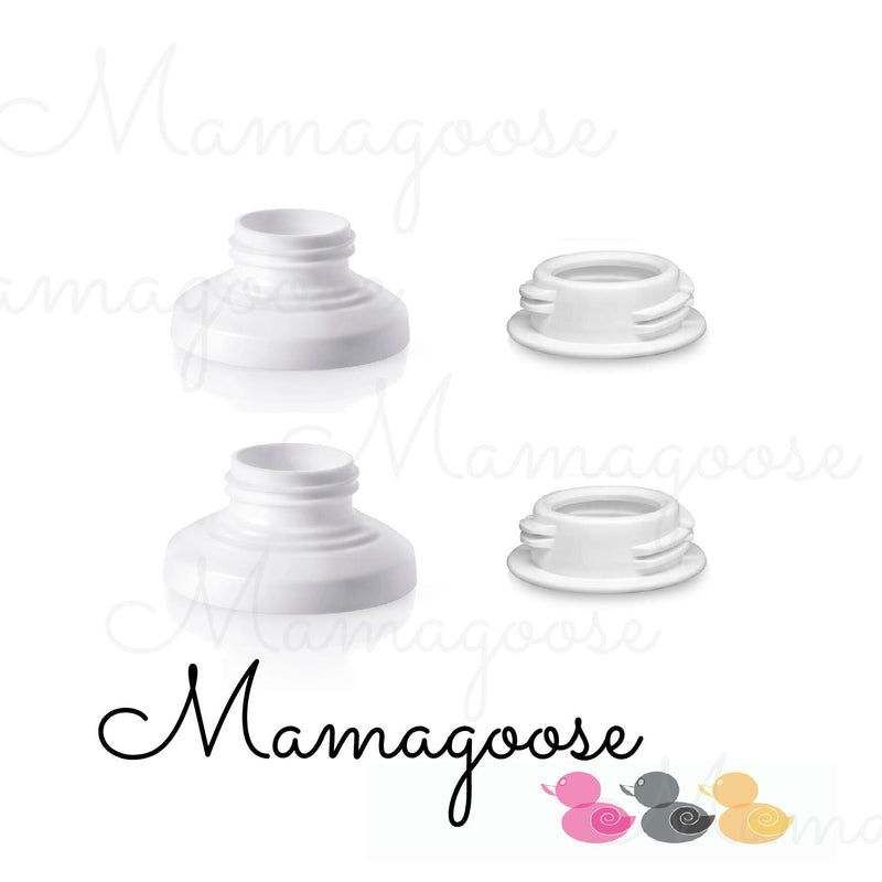 Breast Pump Parts | Tommee Tippee Closer to Nature Breast Pump Adapter | Mamagoose | Part/Accessory for Medela