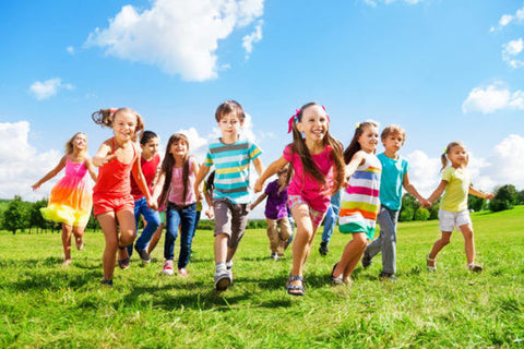 kids health, outdoor fun, kids activities