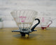 Hario Glass Dripper V60 02 Black