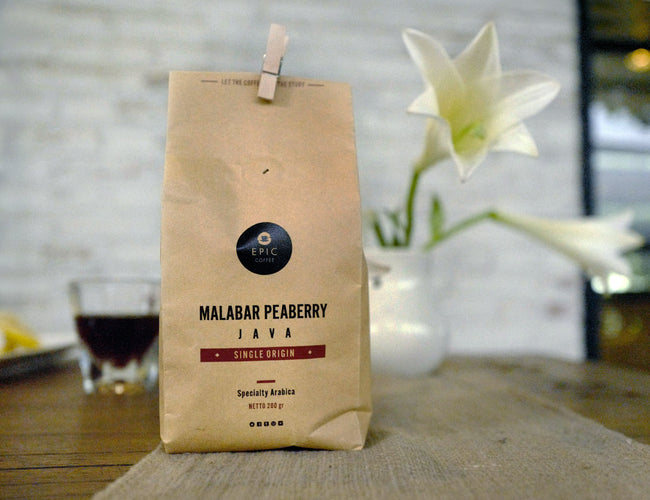 Malabar Peaberry Honey 200 gr