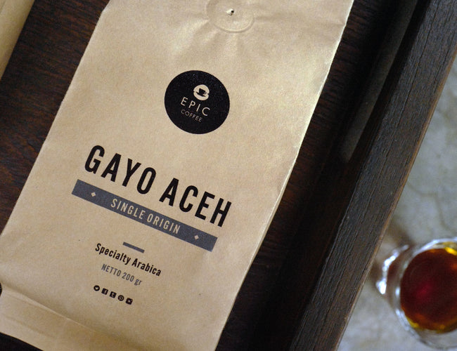 Gayo Aceh 200 gr