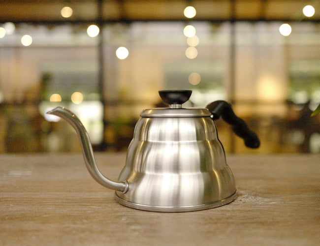 Hario V60 Coffee Drip Kettle Buono ( VKB-100HSV )