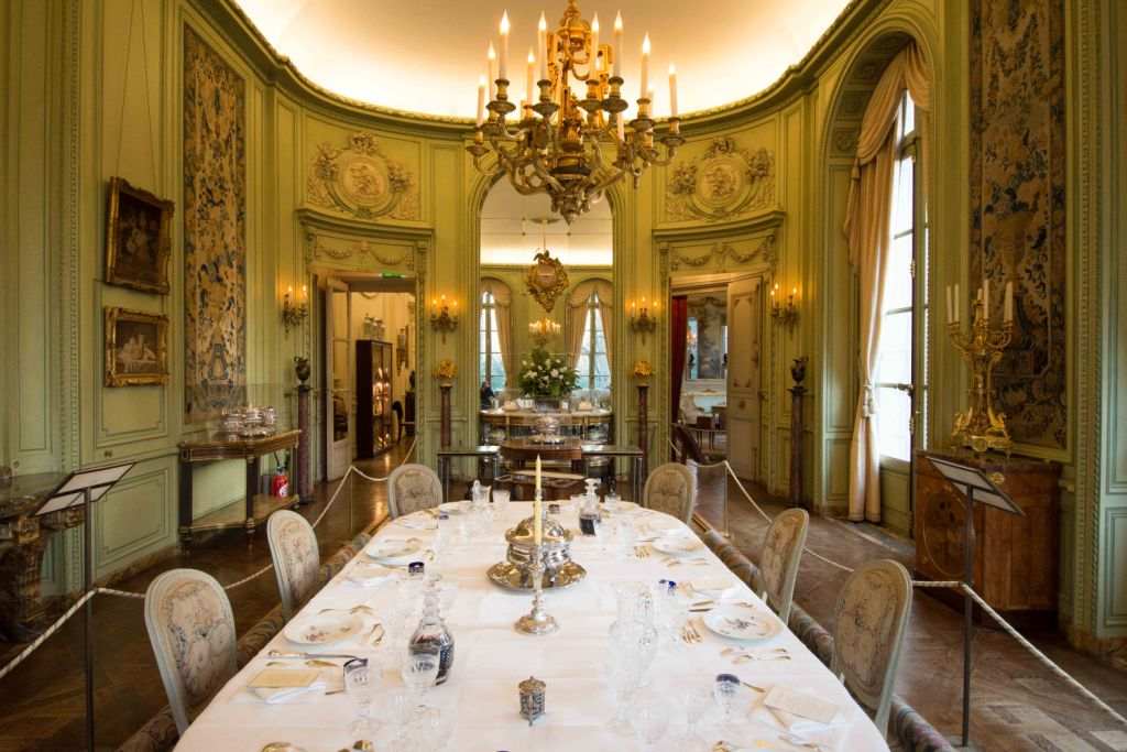 Walk through a Parisian mansion - Musée Nissim de Camondo