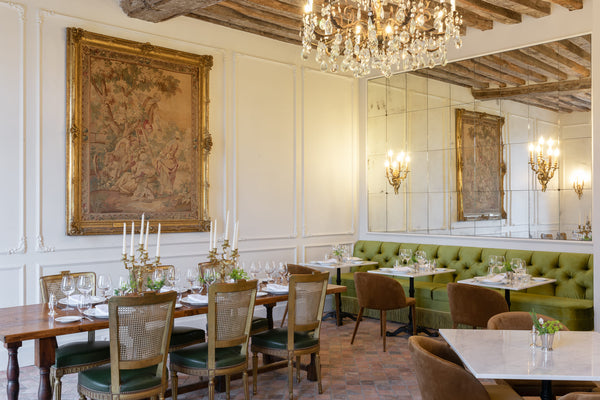 Restaurant Chateau du Grand Luce
