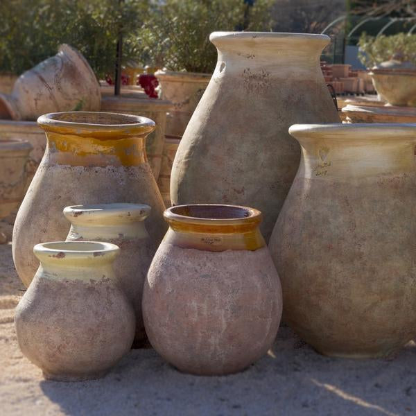Biot jars bespoke french pottery handmade in anduze france delivered worldwide from france