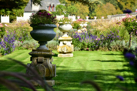 french garden planters urns pots