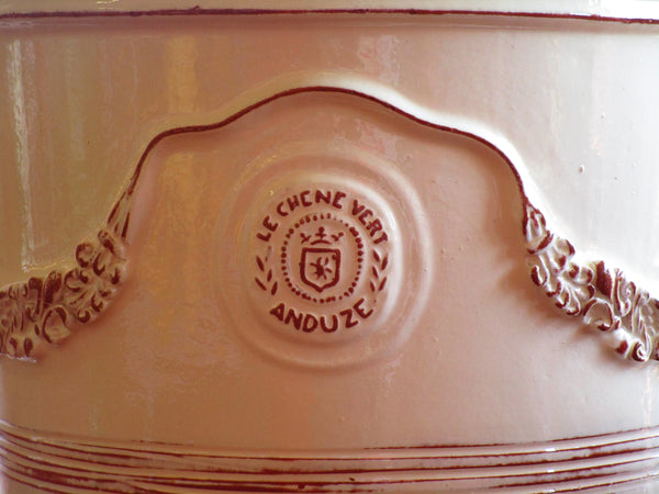 Bespoke Anduze planter French buy online
