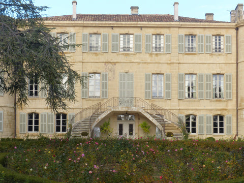 Chateau visit Provence South of France vacation ideas French