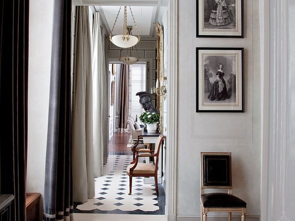 Paris apartment French interior design ideas