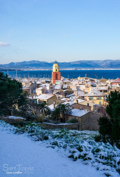 Saint Tropez French Riviera pearl of the Cote D'Azur Christmas in France holiday ideas vacation