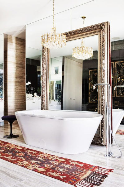 Buy the best mirror for bathroom antique french mirror buy from France