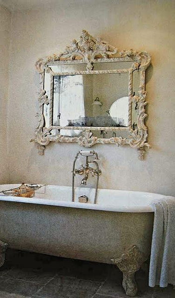 Decorative best mirror french bathtub choose the perfect mirror