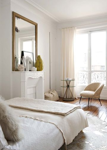 Gold framed French mirror buy the best mirror from France bedroom ideas decorating with mirrors